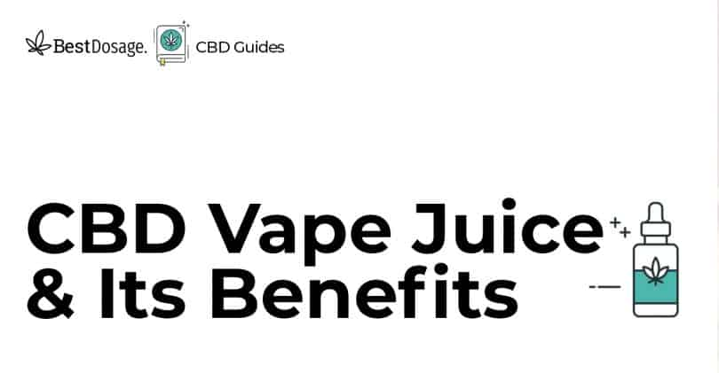 CBD Vape Juice Benefits