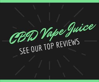 CBD Vape Juice Reviews