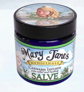 CBD Salve for pain