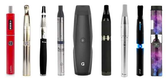 Types of CBD oil vape pens