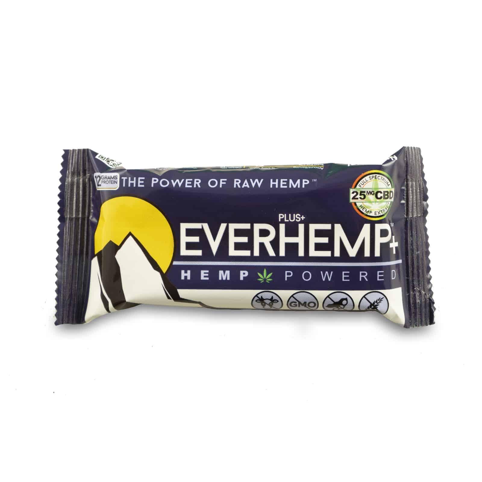 EverHemp CBD Protein Bar