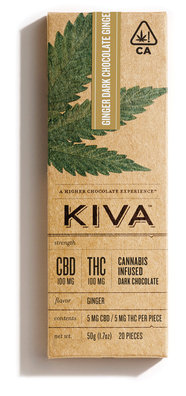 Kiva cbd bar