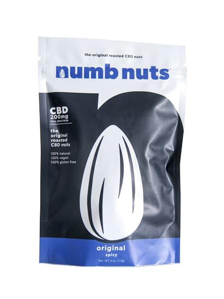 Numb Nuts CBD Nuts