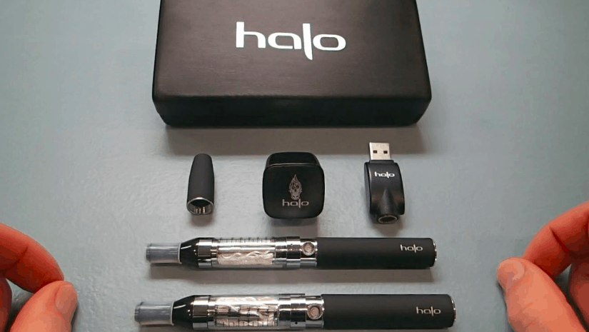 halo CBD vape kit