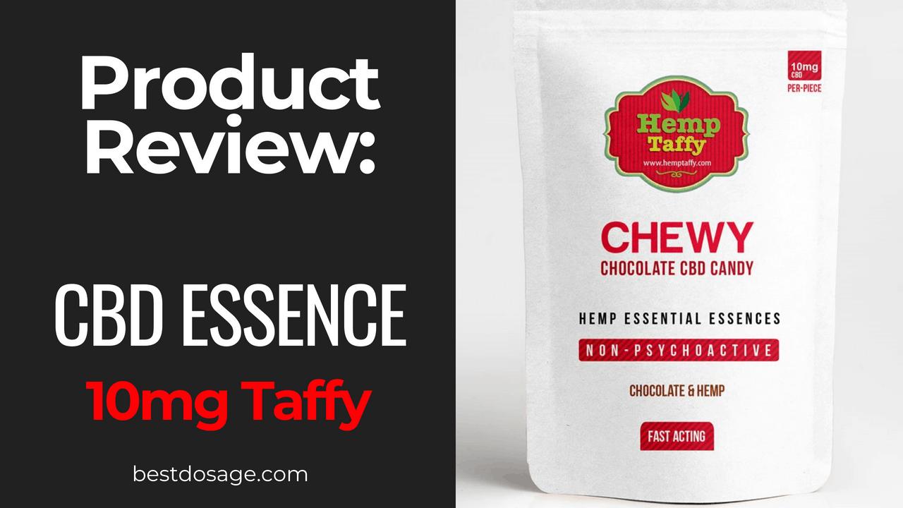CBD Essence 10mg Taffy