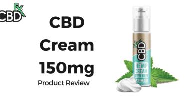 CBDfx CBD Hemp Cream Review