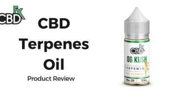 CBDfx Terepenes Oil Review