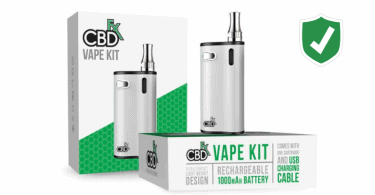 3 Reasons to Buy The CBDfx CBD Oil Vape Pen Starter Kit