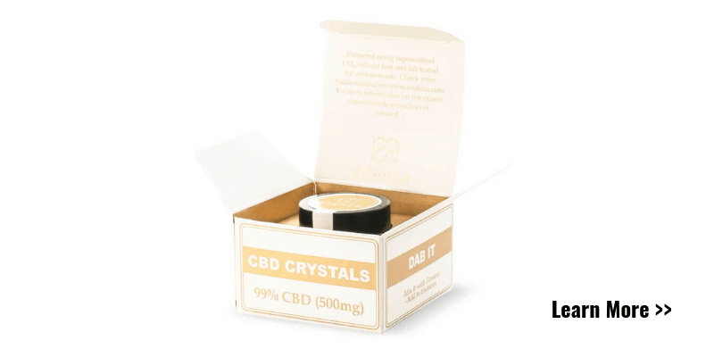 CBD Crystalline by Endoca