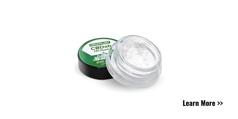 CBDistillery CBD Powder