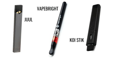 Our 3 Favorite Reusable Vape Pens for CBD Oil in 2019