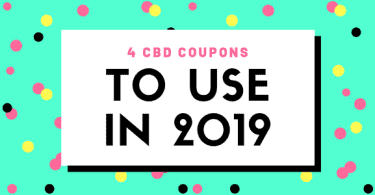 CBD Coupons To Use in 2019
