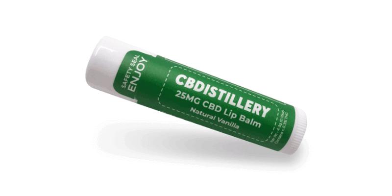 CBDistillery Lip Balm