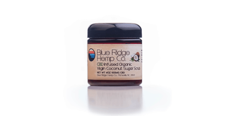 Blue Ridge Hemp Coconut Oil