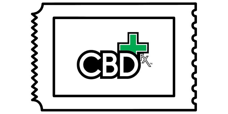 CBDfx Coupon Code