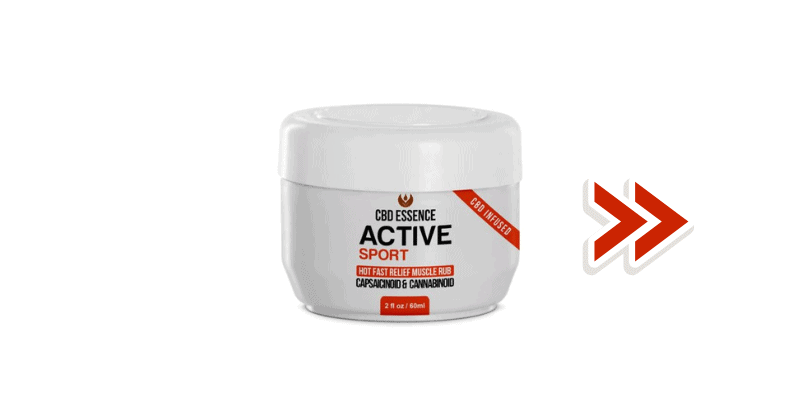 CBD Essence Sport Muscle Rub