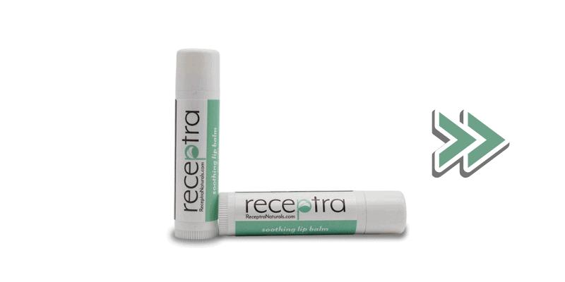 Receptra Naturals Lip Balm
