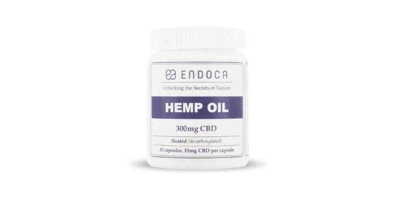 Endoca CBD Capsules
