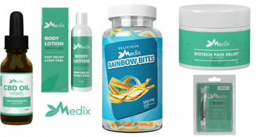 5 CBD Products to Buy From MedixCBD