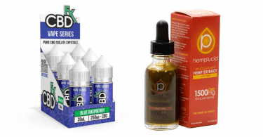 Our Favorite CBD e-liquid