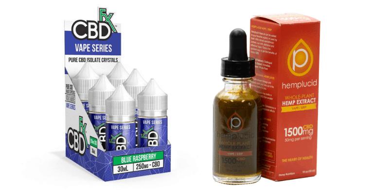 Our Favorite CBD e-liquid