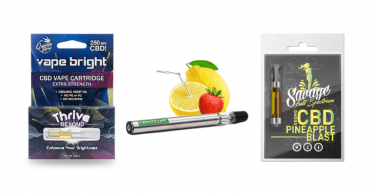 The 3 Best CBD Cartridges To Buy Online