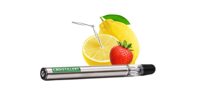 CBDistillery 200mg Strawberry Lemonade