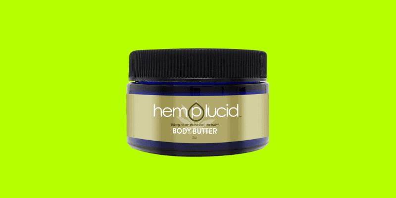 Hemplucid CBD Cream
