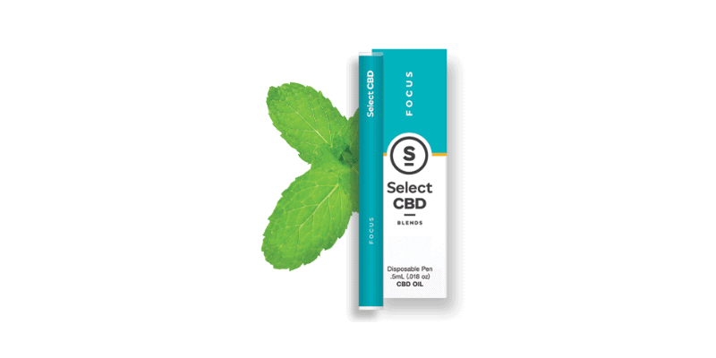 Select CBD Vape Pen