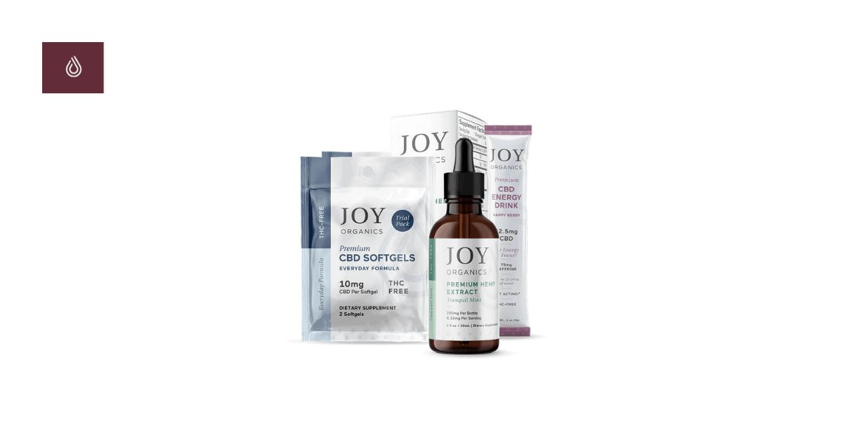 Joy Organics Sampler Pack