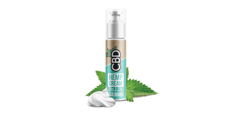 CBDfx Hemp Cream Review