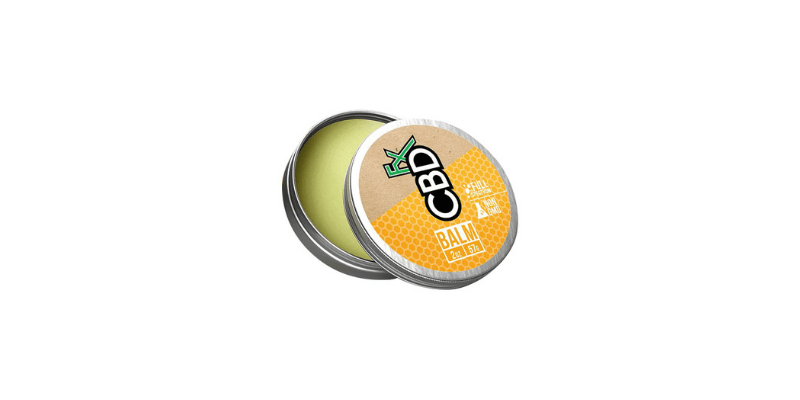 CBDfx CBD Balm Review