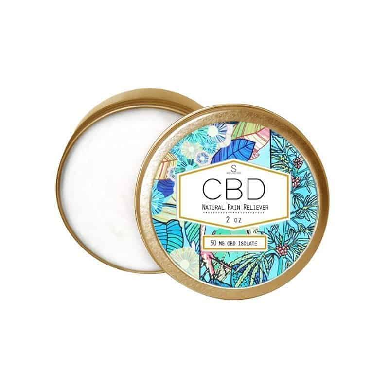 Shea Brand CBD Natural Pain Reliever