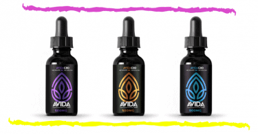Avida CBD Vape Juice Review