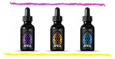 Avida CBD Vape Juice Review