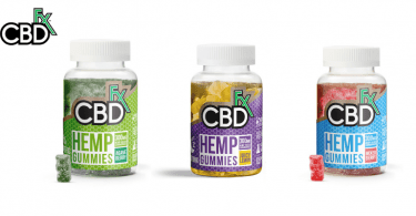 CBDfx Gummies Review
