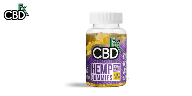 CBDfx Gummies Review