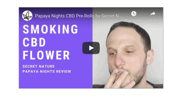 CBD Pre Rolls, CBD Joints, CBD Cigars