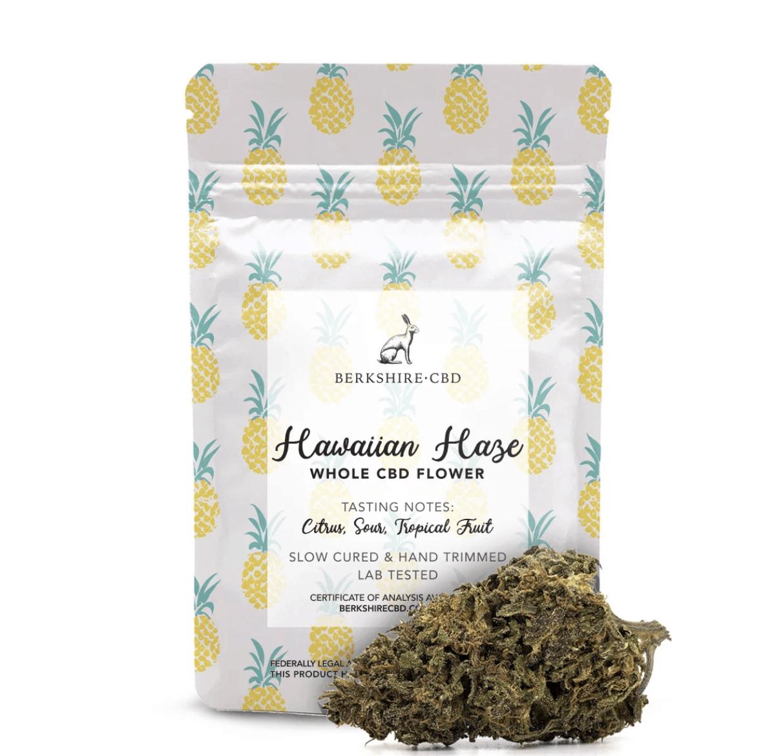 Hawaiian Haze CBD Flower