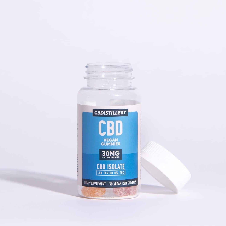 CBDistillery Gummies UK