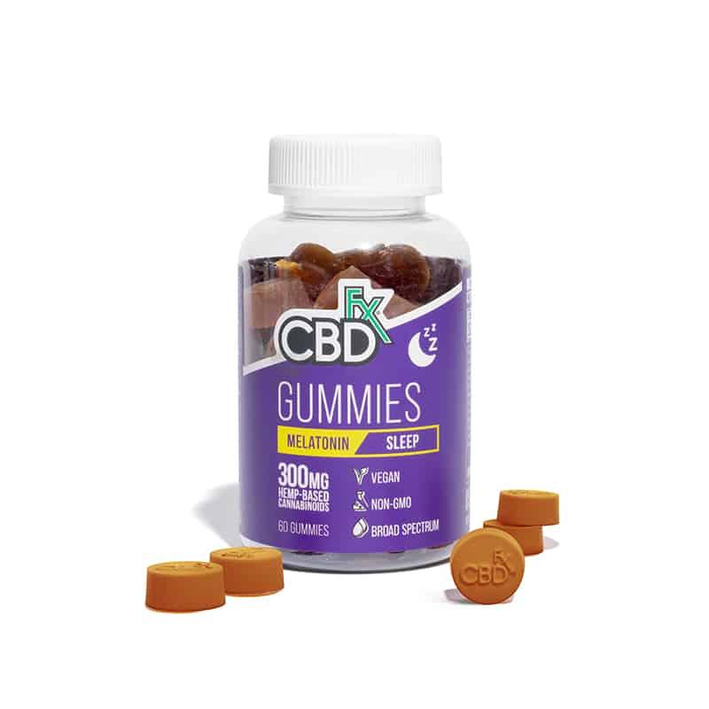 CBDfx CBD for Sleep Gummies