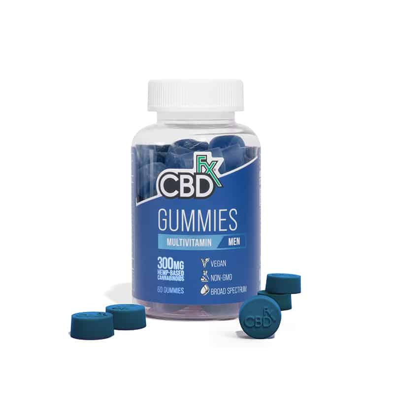 Multivitamin CBD Gummy for Women