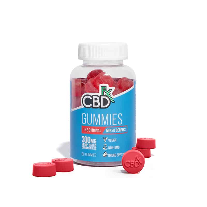 Original CBDfx Gummies