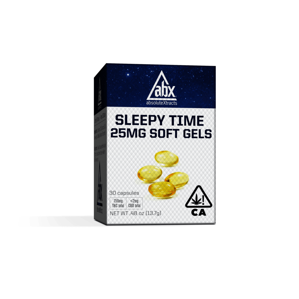 ABX THC Softgels