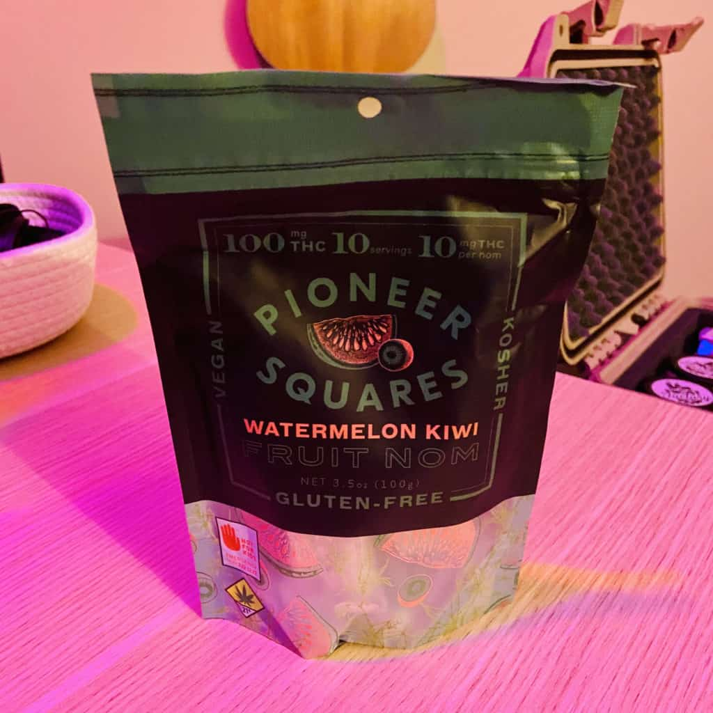 Craft Elixirs Watermelon Kiwi Gummies
