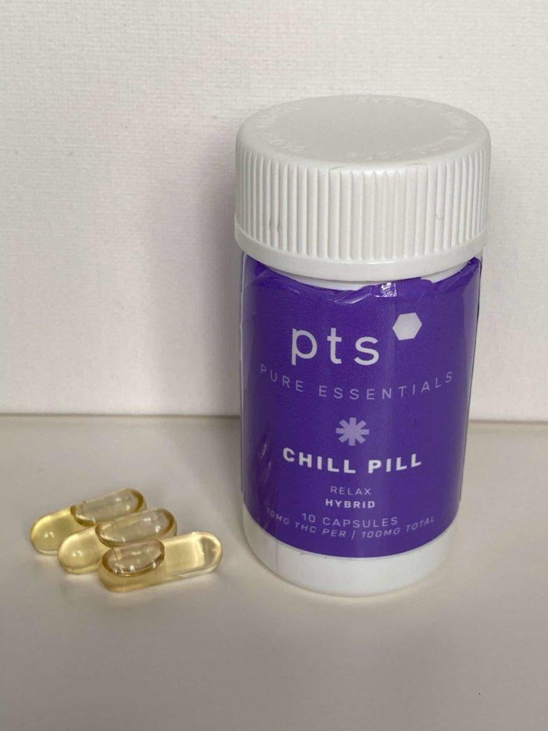PTS THC Capsules