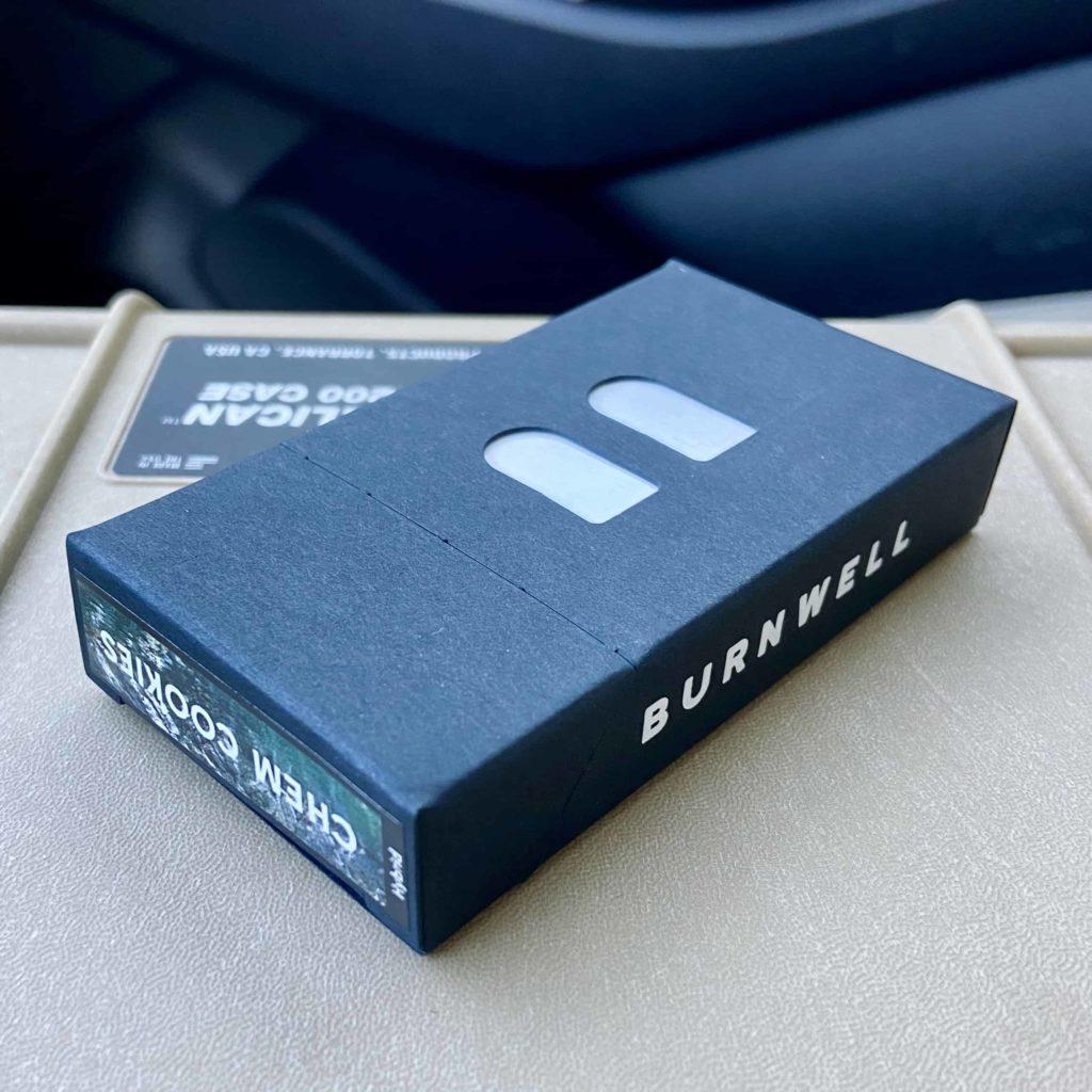 Burnwell Chem Cookies Pre Roll 5-Pack