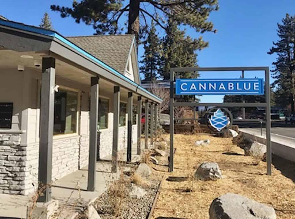 Cannablue Lake Tahoe