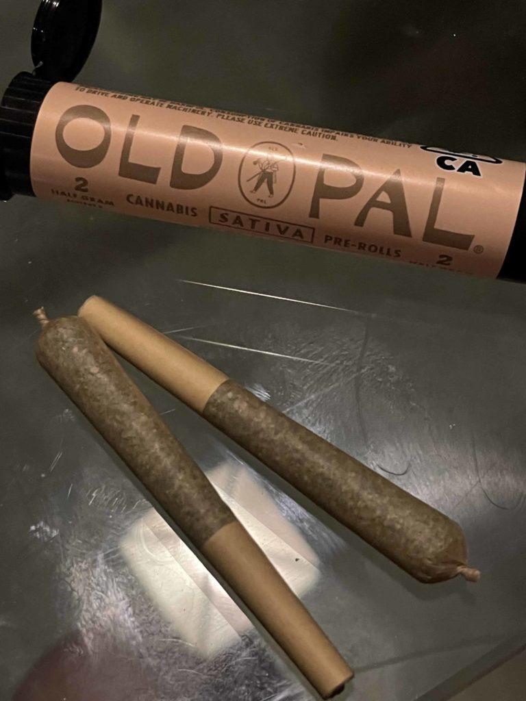 Old Pal Sativa Pre-Rolls 2-Pack