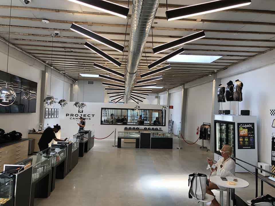 Project Cannabis SOMA Dispensary Review in San Francisco